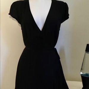 Mossimo wrap dress